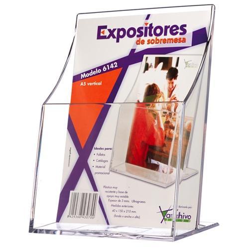 Portafolletos DIN A5 Sobremesa Archivo 2000