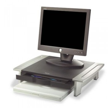 SOPORTE PARA MONITOR C/BANDEJA OFFICE SUITES FELLOWES R.8031101
