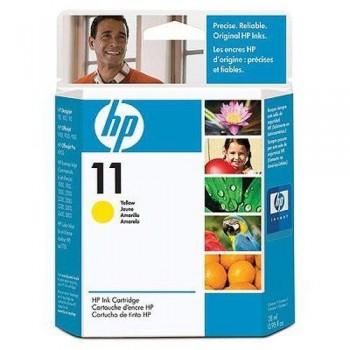 HP CARTUCHO TINTA C4838A N11 AMARILLO