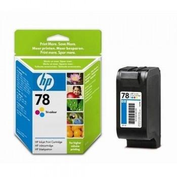 HP CARTUCHO TINTA C6578A N78XL TRICOLOR