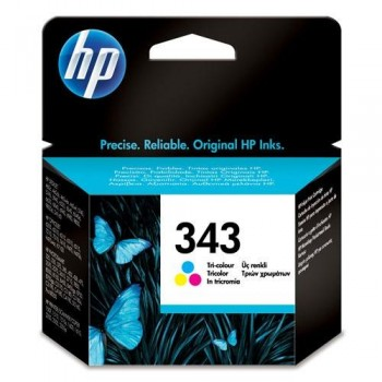 HP CARTUCHO TINTA C8766EE N343 TRICOLOR