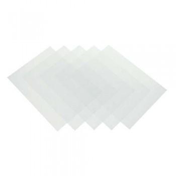 TAPA ENCUAD. A3 PVC TRANSP. CRISTAL (100u.) 200mic. FELLOWES R.53764N A3 PVC 180 MICRAS TRANSPARENTE 100 UN. FELLOWES