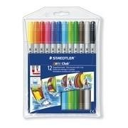 ROTULADORES (12) DOBLE PUNTA STAEDTLER R.320NWP12