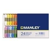 CERAS MANLEY 24 COLORES R.124