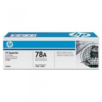HP Cartucho Tóner láser 78A original Negro CE278A