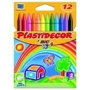 PINTURAS PLASTIDECOR (12u.) BIC R.8757702