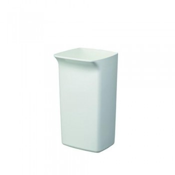 CUBO DURABIN SQUARE 40 360X320X590 MM.. BLANCO
