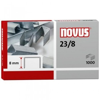 GRAPAS NOVUS 23/8 DE 1000