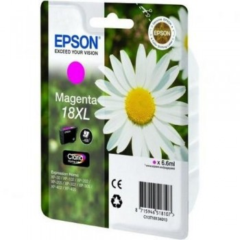 EPSON CARTUCHO TINTA C13T18134012 N 18XL MAGENTA