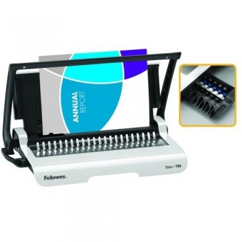 ENCUADERNADORA STAR + FELLOWES