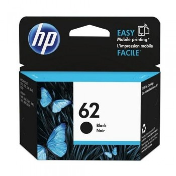 HP CARTUCHO TINTA C2P04AE N62 NEGRO