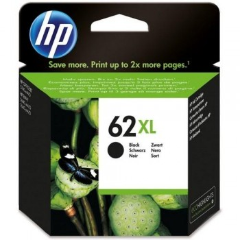 HP CARTUCHO TINTA C2P05AE N62XL NEGRO