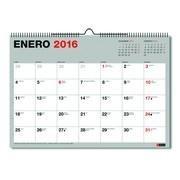 Calendario pared A4 para escribir Miquel Rius