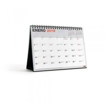 Calendario sobremesa A5 para escribir Miquel Rius