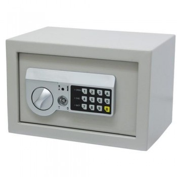 CAJA FUERTE ELECTRONIC DIGITAL MEDIANA 31X20X20 CM.