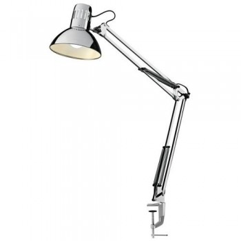 Lámpara sobremesa LED 5W Manhattan cromada Archivo 2000
