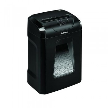 Destructora 12C corte en partículas de 4x40mm. Fellowes