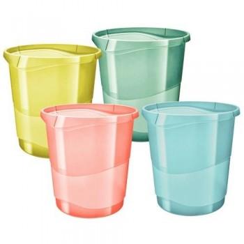 Papelera Esselte Colour Ice 14l