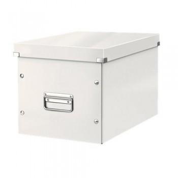 Caja Click & Store cúbica Grande (320x360x310 mm) blanco