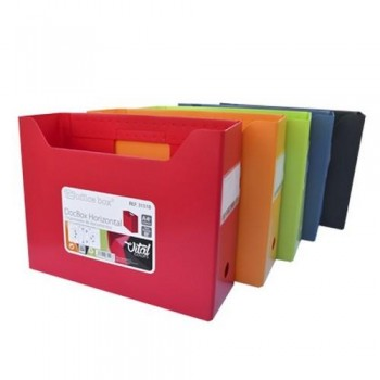 Organizador Docbox Horizontal Vital Colors