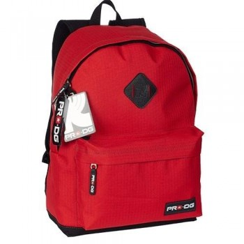 MOCHILA FREETIME BLOCK RED PRODG REF. 55577