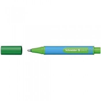 Bolígrafo Slider verde Link-It Schneider