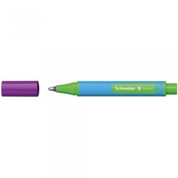 Bolígrafo Slider violeta Link-It Schneider