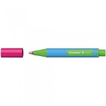 Bolígrafo Slider rosa Link-It Schneider