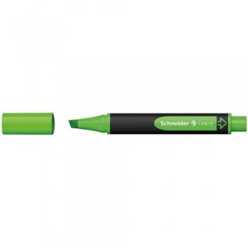 Rotulador fluorescente verde Link-It Schneider