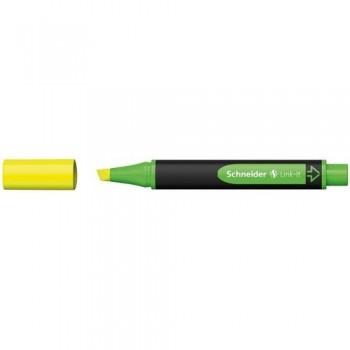Rotulador fluorescente amarillo Link-It Schneider