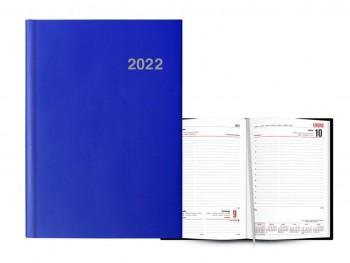 Agenda D/P 15X21 PARIS azul castellano Ingraf