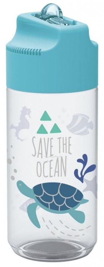 BOTELLA INFANTIL SAVE THE OCEAN REF. 19684
