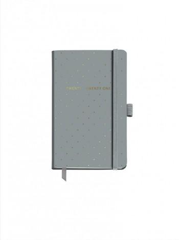 AGENDA S/V PASSPORT GOLD DOTS REF. 31531