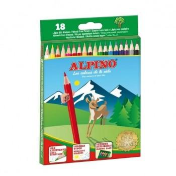 PINTURAS MADERA ALPINO (18u.) R.AL010656